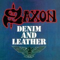 LPSaxon / Denim And Leather / Vinyl