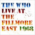 2CDWho / Live At The Fillmore / 2CD / Digipack