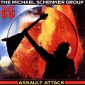 LPMichael Schenker Group / Assault Attack / Vinyl / Picture