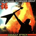 LPMichael Schenker Group / Assault Attack / Vinyl