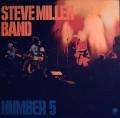 LPSteve Miller Band / Number 5 / Vinyl