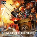 CDFive Finger Death Punch / And Justice For None