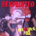 LPExploited / Live In Leeds 1983 / Vinyl