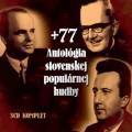 3CDVarious / +77 / Antológia slovenskej populárnej hudby / 3CD