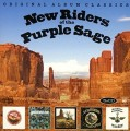 5CDNew Riders of the Purple / Original Album Classics / 5CD