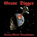 2LPGrave Digger / Heavy Metal Breakdown / Vinyl / 2LP