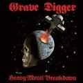 CDGrave Digger / Heavy Metal Breakdown / Digipack