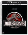 UHD4kBD / Blu-ray film /  Jurský Park 1 / UHD+Blu-Ray