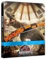 4Blu-RayBlu-ray film /  Jurský park / Kolekce / 1-4 / Steelbook / 4Blu-Ray