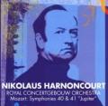 CDHarnoncourt Nikolaus / Mozart:Symphonies 40 & 41