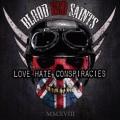 CDBlood Red Saints / Love Hate Conspiracies