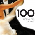 6CDVarious / 100 Best Waltzes & Polkas / 6CD