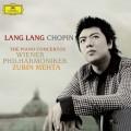 2LPLang Lang / Chopin:Piano Concertos 1 & 2 / Vinyl / 2LP