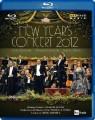 Blu-RayVarious / New Year's Concert 2012 / Esposito / Fraccaro / Blu-Ra