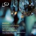 CD/SACDWalton / Belshazzar's Feast & Symphony No.1 / Davis Colin / SACD