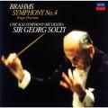 CDBrahms / Symphony No.4 / Solti / Japan