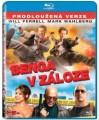 UHD4kBDBlu-ray film /  Benga v záloze / The Other Guys / Blu-Ray
