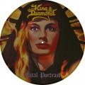 LPKing Diamond / Fatal Portrait / Reedice 2018 / Vinyl / Picture