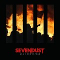 LPSevendust / All I See Is War / Vinyl