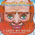 4CDGentle Giant / I Lost My Head / The Albums 1975-1980 / 4CD
