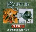 2CDKarelia / Usual Tragedy / Raise / 2CD Box