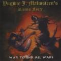 CDMalmsteen Yngwie / War To End All Wars