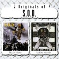 2CDS.O.D. / Live At Budokan / Speak English Or Die / 2CD