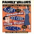 CDVarious / Family Values'98