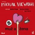 CDViewegh Michal / Muž a žena / MP3
