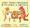 CDČapek Josef / Povídání o pejskovi a kočičce / MP3