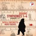 3CDBrahms Johannes / Symfonie.. / 3CD