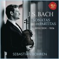 CDBach J.S. / Violin Sonata & Partitas BWV 1004-1006