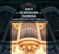 CDBach / Silbermann - Svoboda / Digipack