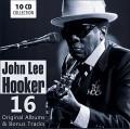 10CDHooker John Lee / 10 Original Albums + Bonus / 10CD