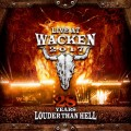 2CD/2DVDVarious / Live At Wacken 2017 / 28 Years Louder.. / 2CD+2DVD