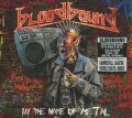 LPBloodbound / In The Name Of Metal / Vinyl / Blue
