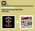 2CDGuns N'Roses / Appetite For Destruction / Lies / 2CD / Paperpack