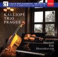 CDKalliopé Trio Prague / Martinů,Suk,Shostakovich