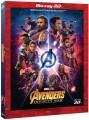 3D Blu-RayBlu-ray film /  Avengers:Infinity War / S.E. / 3D+2D Blu-Ray