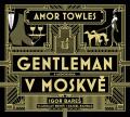 2CDTowles Amor / Gentleman v Moskvě / MP3 / 2CD