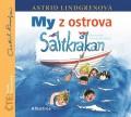 CDLindgrenová Astrid / My z ostrova Saltkrakan / MP3