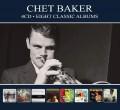 4CDBaker Chet / 8 Classic Albums / Digipack / 4CD