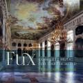 CDFux J.J. / Complete Music For Harpsichord / Filippo Ravizza