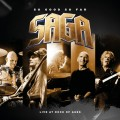 2CD/DVDSaga / So Good So Far / Live At Rock Of Ages / 2CD+DVD / Digipack