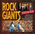 CDStatus Quo / Rock Giants