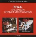 2CDN.W.A. / Efil4zaggin / Straight Outta Comptpon / 2CD