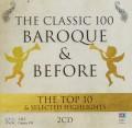 2CDVarious / Classic 100 / Baroque&Before / 2CD