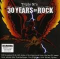 3CDVarious / Tripple M's 30 Years Of Rock / 3CD
