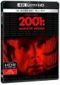 UHD4kBDBlu-ray film /  2001:Vesmírná odysea / UHD+Blu-Ray / 3Blu-Ray