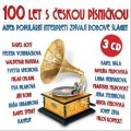 3CDVarious / 100 let s českou písničkou aneb populární interpreti